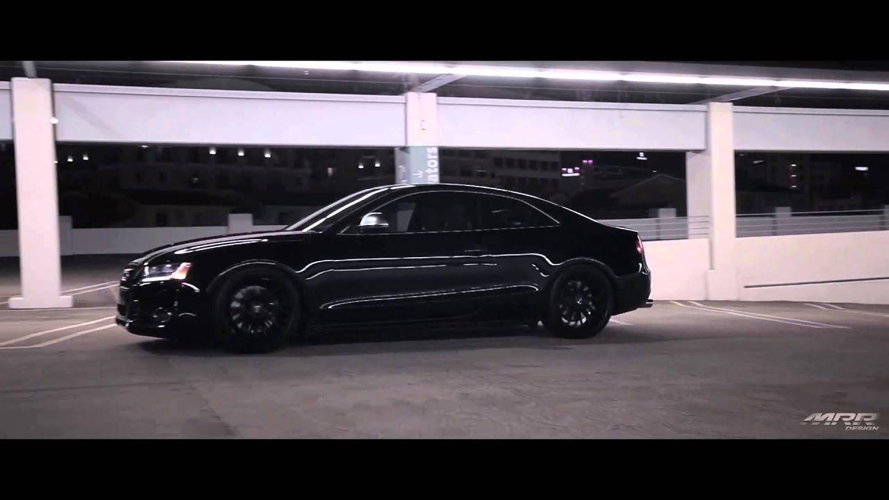 Mrr Wheels Black Audi S5 Hr6 Youtube