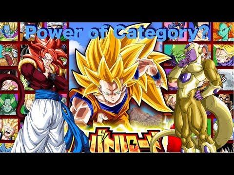 Are Categories the secret to finishing Super Battle Road?! DBZ Dokkan Battle