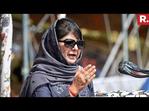 Pakistan Should Follow PM Modi's Advice To Fight Poverty: J&K CM Mehbooba Mufti