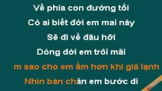 Hay Cho Em Ngay Mai Karaoke - The Bells - CaoCuongPro