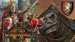 Bretonnia vs Tomb Kings | RIDE ZEM DOWN! - Total War Warhammer 2