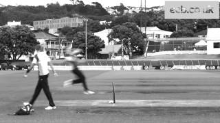 vuclip Fast bowling - Anderson, Broad, Woakes & Finn in action