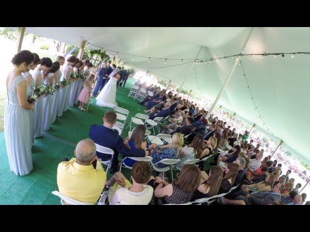 Blaine & Tara Brewer | Tennessee RiverPlace Wedding, Chattanooga, TN | 4/22/17 | w/ DJ Mark | HD
