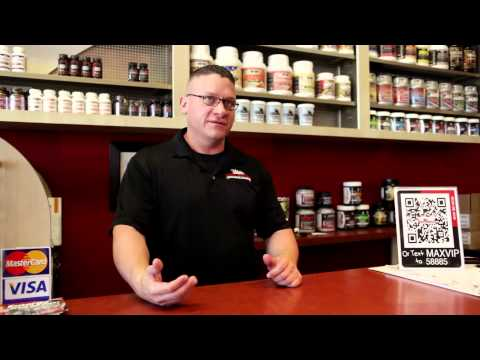 Max Muscle Papillion, Sports Nutrition Omaha NE