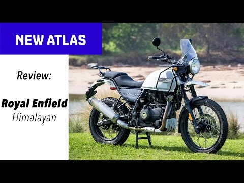 Royal Enfield Himalayan review: the best Enfield I've ever ridden
