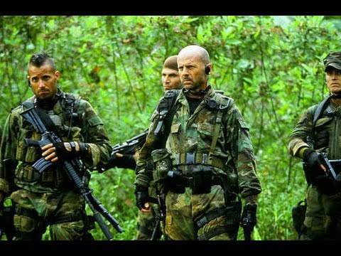 Best Special Force  Action Movies American Army / Bruce Will