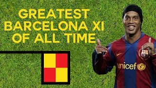 Ronaldinho? dani alves? who is the greatest fc barcelona squad of all time! ► don't forget to like, comment and subscribe! like our facebook page for more fo...