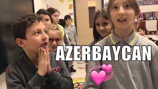 AZERBAYCAN KELİMELER TURNUVASI 1