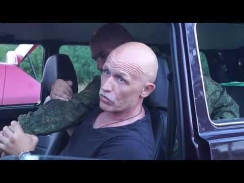 видео: САО.Стрела. Самооборона в автомобиле. Нож сзади