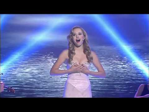 Australia's Got Talent 2011 - Clara Helms (Time To Say Goodbye)