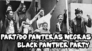 Panteras Negras/Black Panther Party | Vamos Falar Sobre