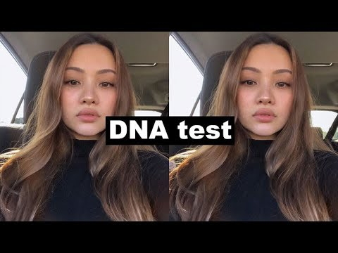WHAT'S MY ETHNICITY? (Finally taking a DNA test) | SACHEU
