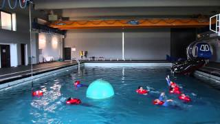 APTGroup Survival and Rescue at Sea Training