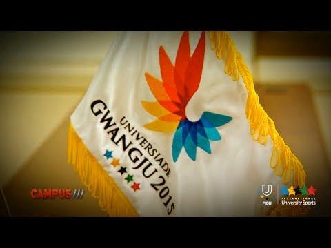 Fisu News, Summer Universiade Gwangju 2015 - 22th CAMPUS TV Show