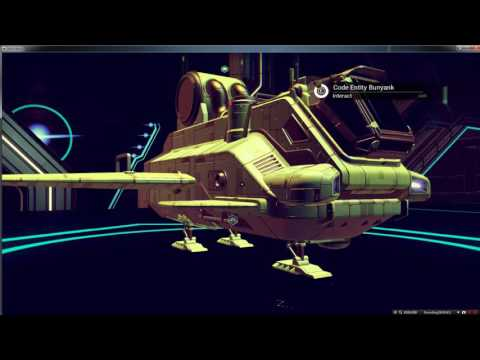 No Man's Sky ,money and new ships with cheat engine