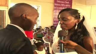 NTV's Rachael Arinaitwe weds Ben Mwine