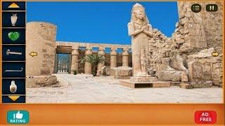 Karnak Temple Egypt Escape walkthrough First Escape Games.