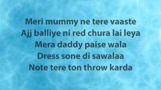 HORNN BLOW LYRICS - Hardy Sandhu | Jaani | B Praak | New Song 2016