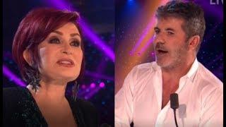 Simon Cowell & Sharon's FINAL Argument for Grace vs. Rak-Su - Who's right? | The X Factor UK 2017