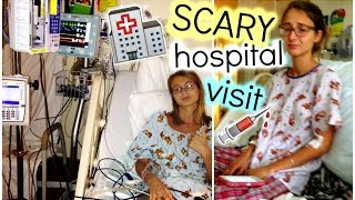 UPDATE | Collapsed Lung, Scary Surgery & MORE