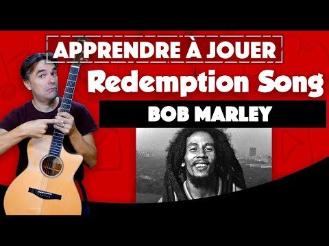 REDEMPTION SONG - Bob Marley - [TUTO GUITARE]