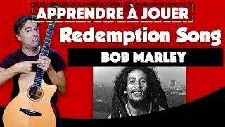 REDEMPTION SONG - Bob Marley - Le TUTO de GUITARE Facile + TAB