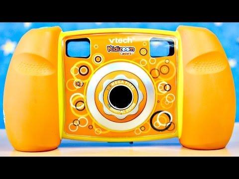 Kidizoom Camera / Aparat Cyfrowy Kidizoom - Trefl - VTech - Www.MegaDyskont.pl