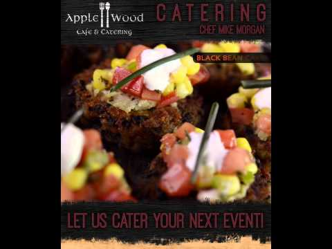 Applewood Bean Cakes Promotion