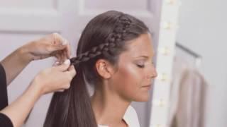 Видеоурок красоты: три варианта прически с косой