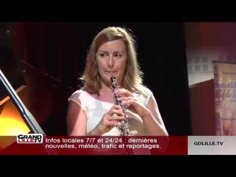 La hautboïste lilloise Céline Moinet revient pour un concert