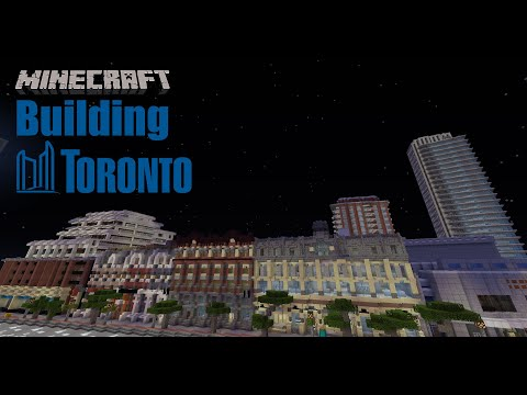 Minecraft Building Toronto #39 Respecting History