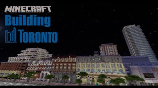 Minecraft Building Toronto #39 Respecting History