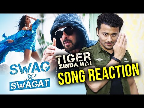 Swag Se Swagat FULL SONG Reaction | Tiger Zinda Hai | Salman Khan, Katrina Kaif