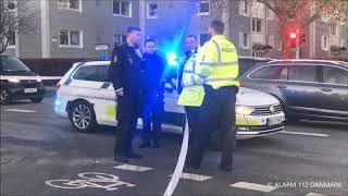 16.11.2018 - Cykel kørt ned af lastbil - Lyngby