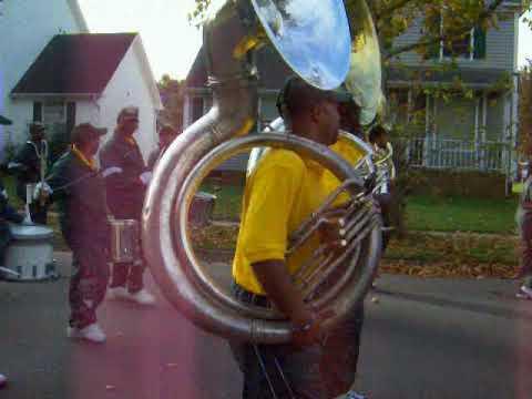 NSU Alumni Band At Homecoming 2009