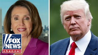 Pelosi moves to limit Trump's military power in Iran