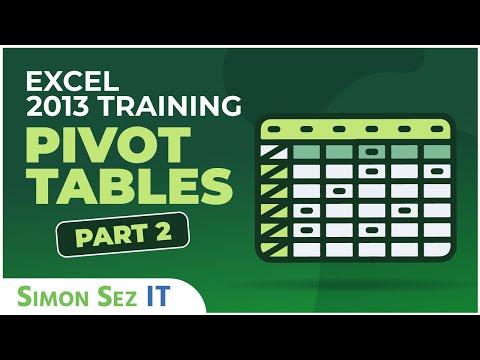 Excel 2013 Tutorial - Advanced Functions- Part 1 - Lear... | Doovi