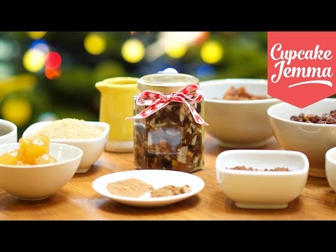 Make Make your own Mincemeat - perfect Mince Pie filling for Christmas!   Cupcake Jemma Images