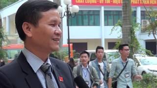 Phỏng vấn cựu SV Chu Văn Hải - giám đốc Công ty TNHH Hồng Quảng