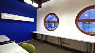 Креативный офис в БЦ Barclay Plaza 2