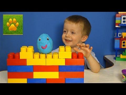 Шалтай Болтай Сидел на Стене  Humpty Dumpty  Веселая Игра Веселая Песенка  Lion Boy