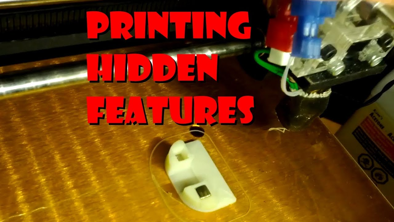 how to design and inset magnets inside your 3d prints youtube