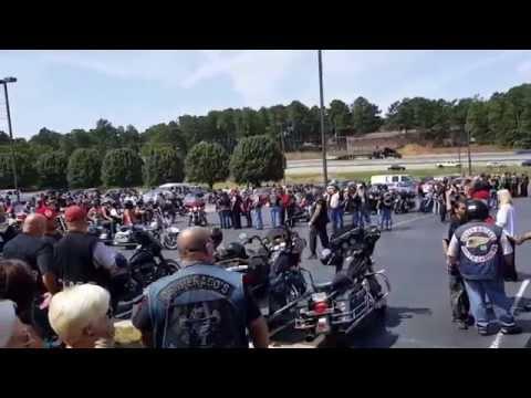 Michael Godwin's Funeral