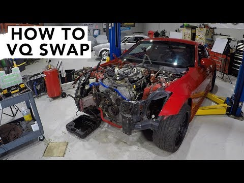 Rebuilding and Modifying a Nissan 350Z - Part 2
