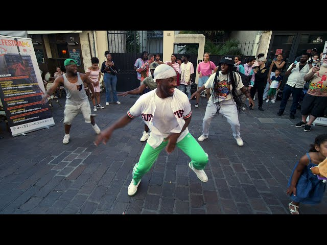 Tours 2021 | Street Show Part 4 | 2. Chance Saarland x Dance Hope