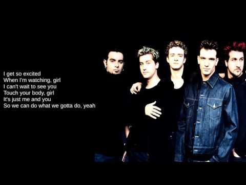 N'Sync: 08. Digital Get Down (Lyrics)
