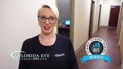 Thank You For Voting Us Best Eye Care Practice in Jacksonville!