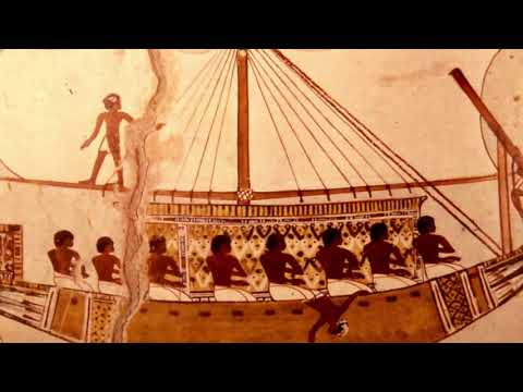 The Nile Boats of Ancient Egypt - Episode 50