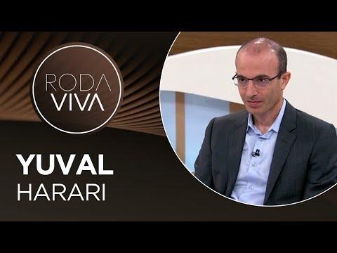 Download Roda Viva   Yuval Harari   11/11/2019