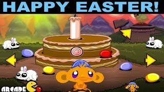 Monkey GO Happy Easter Walkthrough